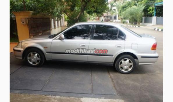 Jual Honda Civic Ferio Ek Silver 1998 Orisinil