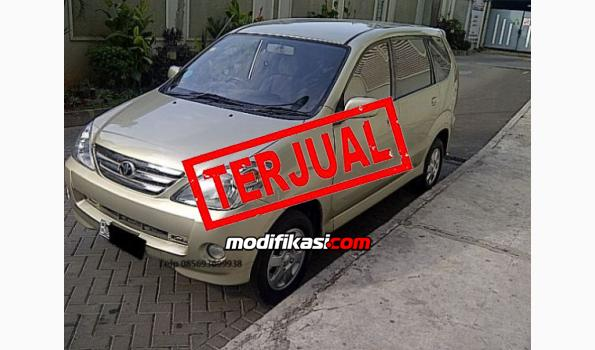 Jual: Toyota Avanza 1.3 G 2004 Manual Full Ori Tgn 1 ...