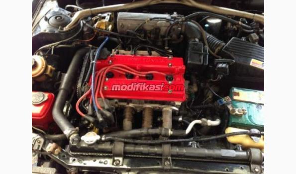 Corolla Twin-cam Gti Thn 1991 Full Modif 189hp On-wheels - Modifikasi