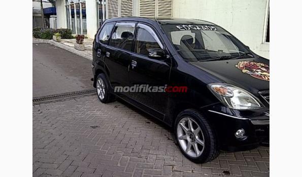 Jual: Toyota Avanza G Manual Thn 2004 Hitam Original - Modifikasi.com