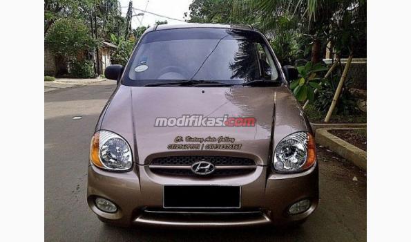 Jual: Hyundai Atoz Gls 1.0l 2003 Manual Terawat ...