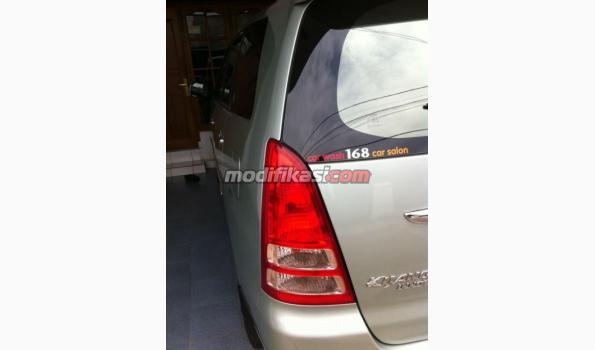 Jual: Toyota Kijang Innova 2.0 G - Modifikasi.com Jual Beli