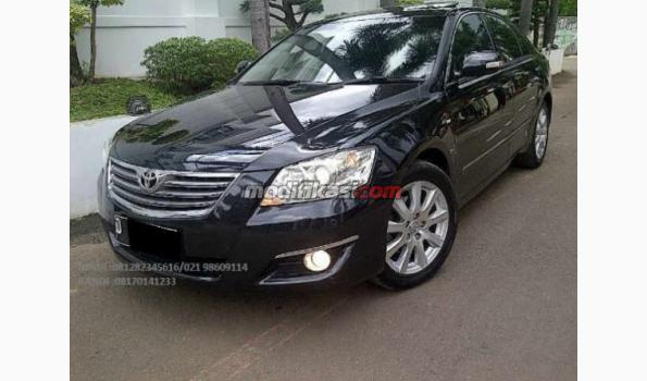 jual toyota camry tahun 2007 jual beli. Black Bedroom Furniture Sets. Home Design Ideas