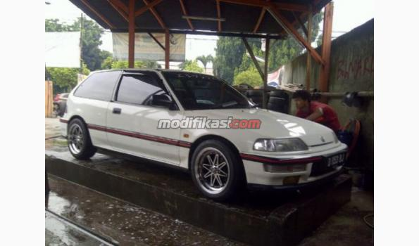 Modifikasi Honda Civic Nouva | Car Interior Design