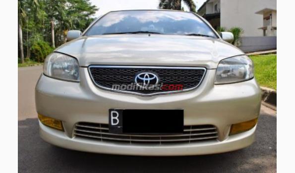 Jual: Toyota Vios G MT 2004