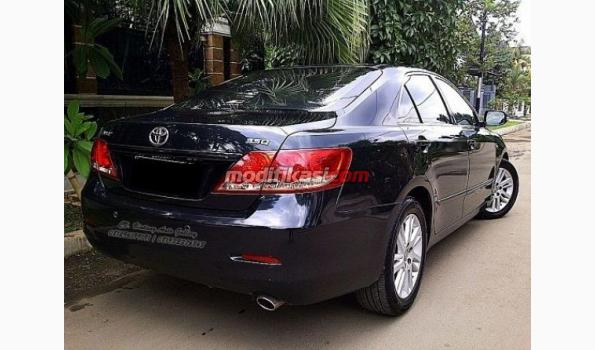 jual toyota camry g 2008 hitam at siap pakai jual beli. Black Bedroom Furniture Sets. Home Design Ideas