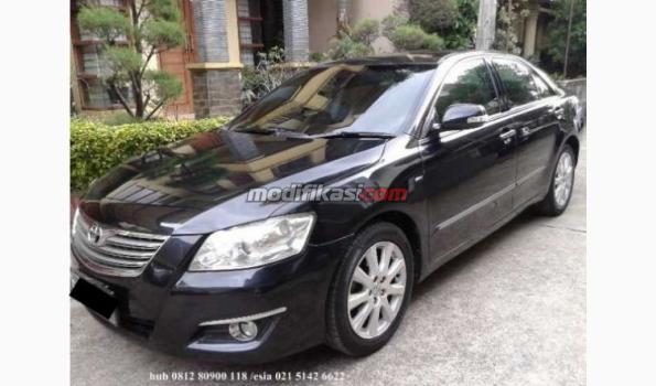 jual toyota camry 2 4 v at 2006 2007 hitam met simpanan jual beli. Black Bedroom Furniture Sets. Home Design Ideas