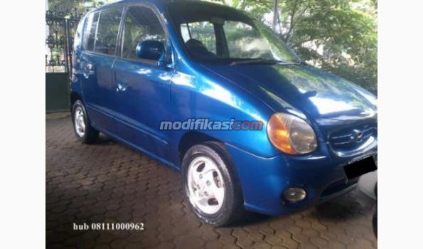 Jual: Hyundai Atoz Gls Thn 2000 Matic - Modifikasi.com ...