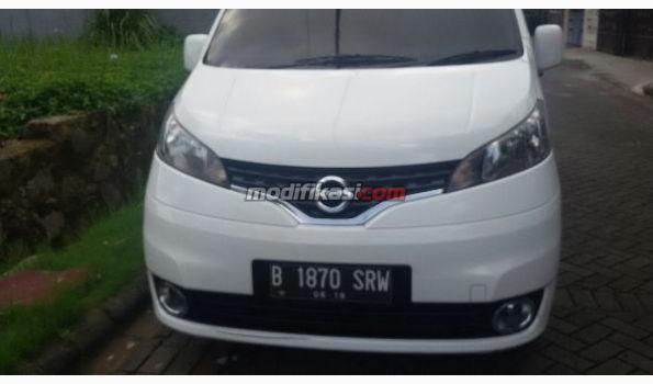 Jual: Nissan Evalia Xv AT Thn 2013 Warna Putih Km Pendek ...