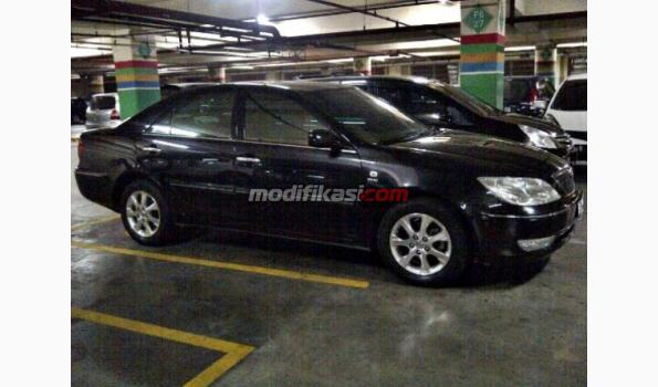 jual toyota camry 2 4 g 2006 simpanan jual beli. Black Bedroom Furniture Sets. Home Design Ideas