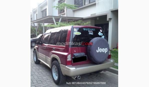 Jual: 1997 Suzuki Escudo Nomade Full Orisinil