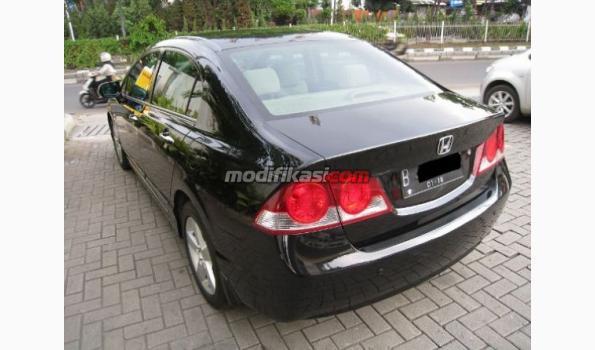 Jual 2008 Honda Civic A T Hitam 18 Fd1 Tgn 1