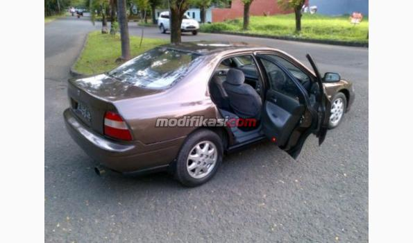 Jual: 1994 Honda Accord Cielo Sv4 AT Coklat Metalik Mulus Gaul
