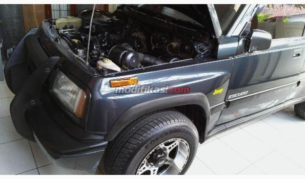 Jual: 1994 Suzuki Escudo Jlx