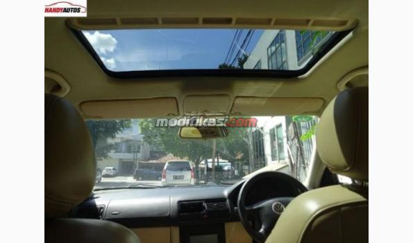 Jual: 2002 Volkswagen Golf Putih Matic Sunroof