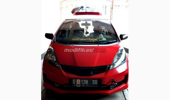 Jual 2012 Honda Jazz Matic Modif