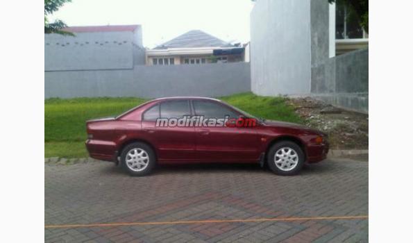 Jual: 1998 Mitsubishi Galant St V6 Manual