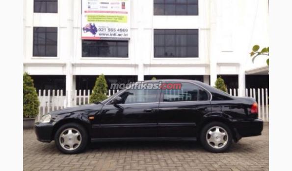 Jual 2000 Honda Civic Ferio Hitam Manual Orisinil Jarang Ada