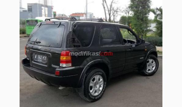 jual 2003 ford escape xlt 4x4 3 0 l. Black Bedroom Furniture Sets. Home Design Ideas