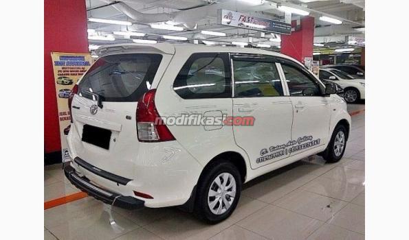 Jual: 2012 Toyota Avanza E White MT Low Km