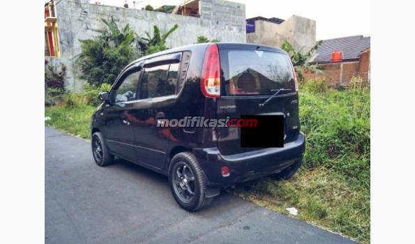 Jual: 2004 Hyundai Atoz Gls A/T Hitam (bandung)