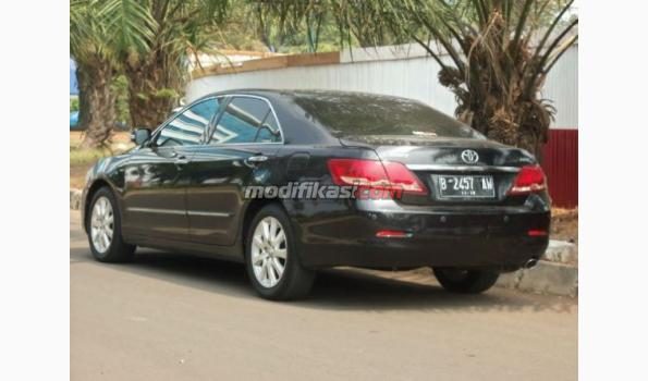 jual 2008 toyota camry v 2 4 at. Black Bedroom Furniture Sets. Home Design Ideas