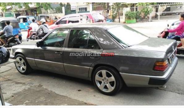 Jual: 1991 Mercedes-benz Boxer 230e