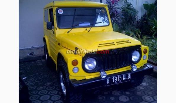 Jual: 1981 Suzuki Jimny Jangkrik Modif 4x4