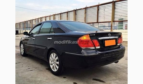2006 toyota new camry g 2 4 hitam at siap pakai. Black Bedroom Furniture Sets. Home Design Ideas