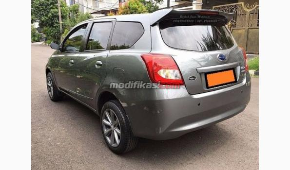 2015 Datsun Go Plus T-option Gress Low Km