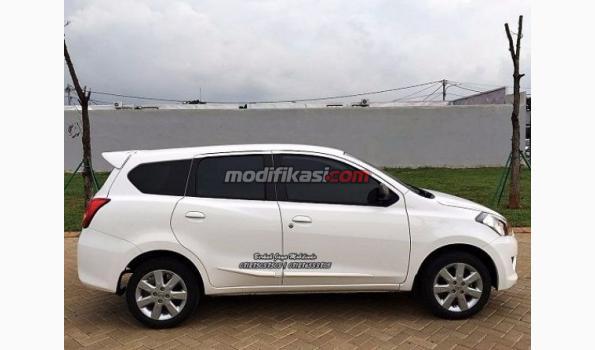 2015 Datsun Go Plus T-option MT Km 7rb