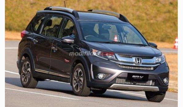 2016 Honda Brv E Cvt A T