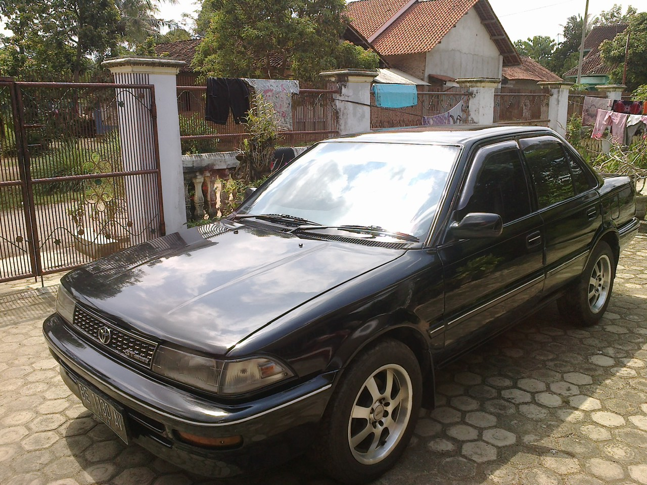 Toyota Corolla Twincam Bandar Lampung