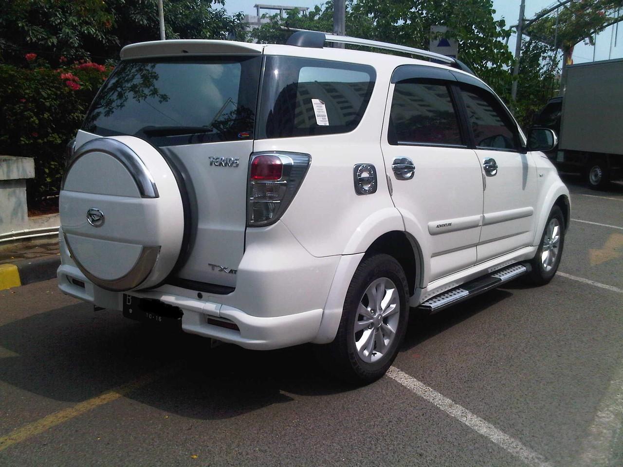 Gambar Modifikasi Daihatsu Terios Ts Extra Terlengkap