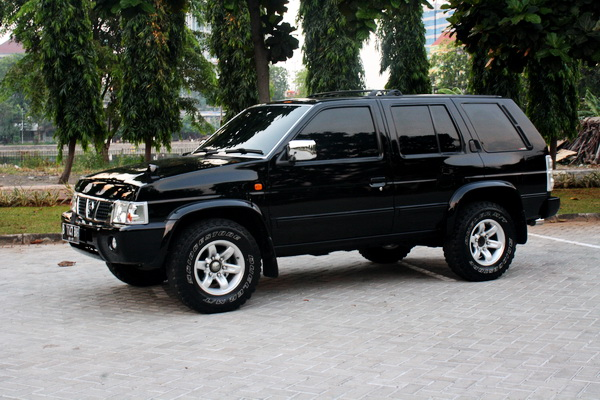 Pics Photos - Nissan Terrano Ceriwis Indonesian Munity