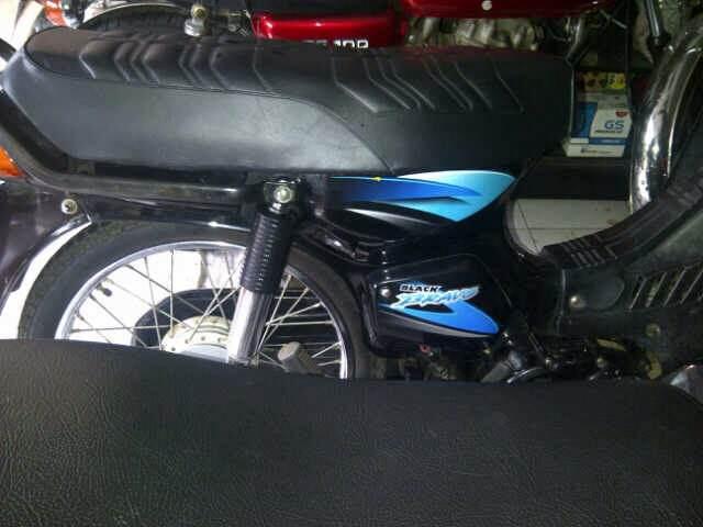Baru Jok Shock Motor Suzuki Rc100 Bravo