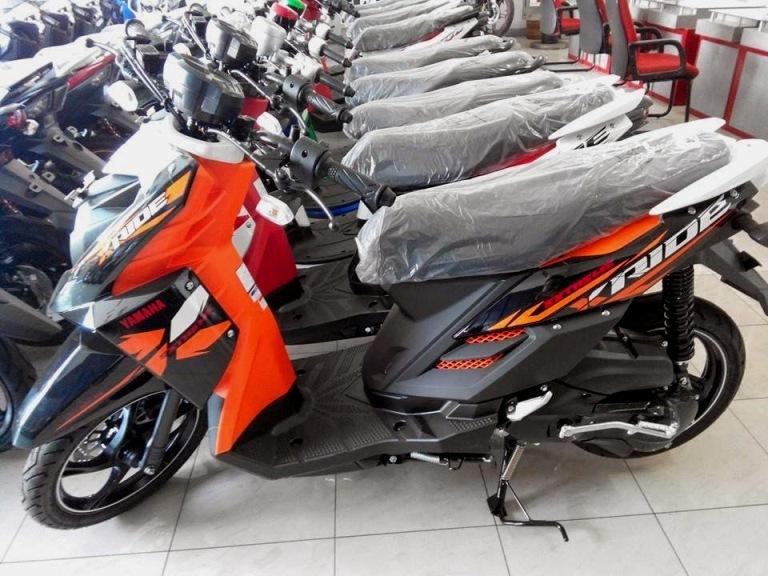 Angsuran Yamaha X Ride