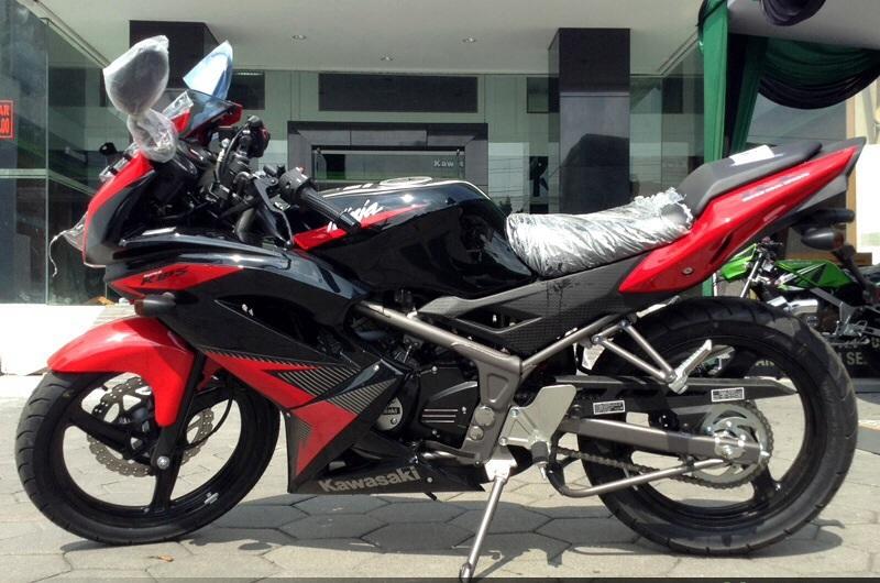 Harga Kredit Motor Kawasaki Ninja Rr 2014 Modifikasi Motor