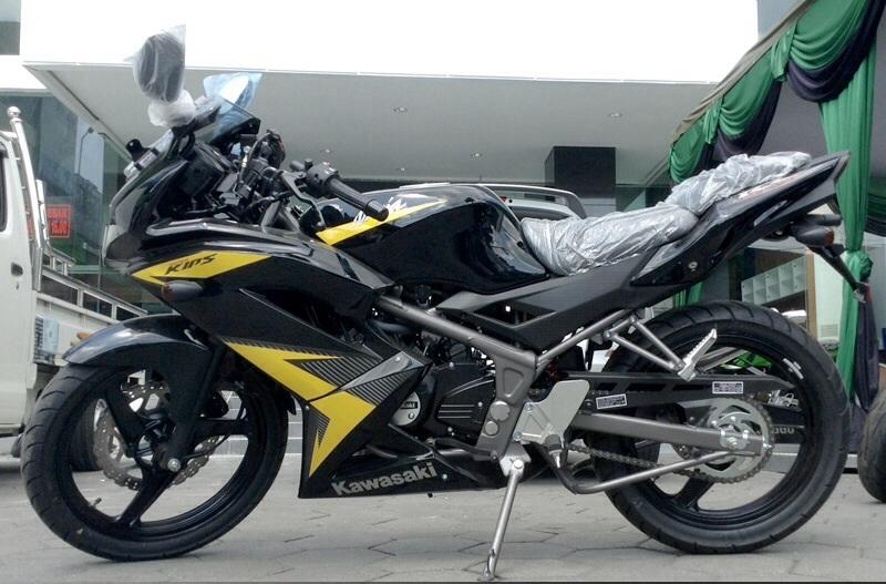 Kawasaki Zsl Harga