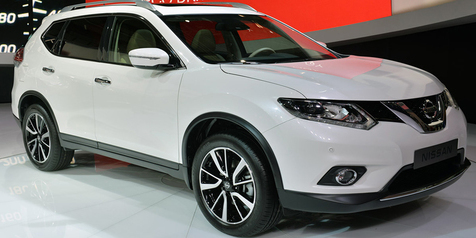 All New X Trail 2014 Indonesia   Autos Post
