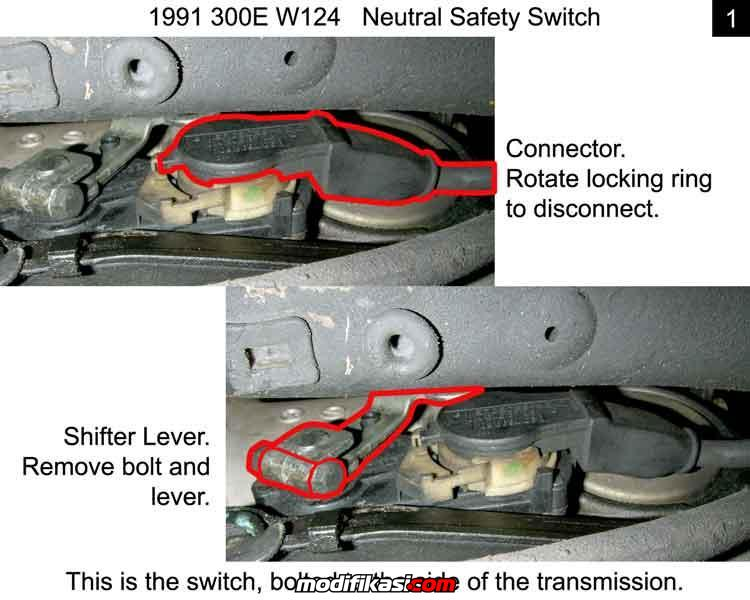 Mercedes W124 Starter Wiring from images.modifikasi.com