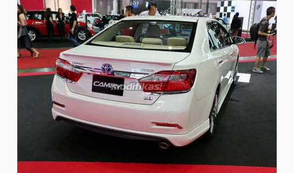94 Modifikasi Mobil Toyota Camry 2013 Terbaru