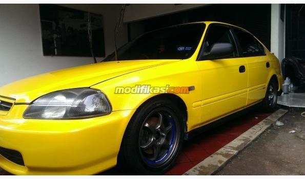 Honda Civic Ferio 1996 S04 B16a B20b Std Harian
