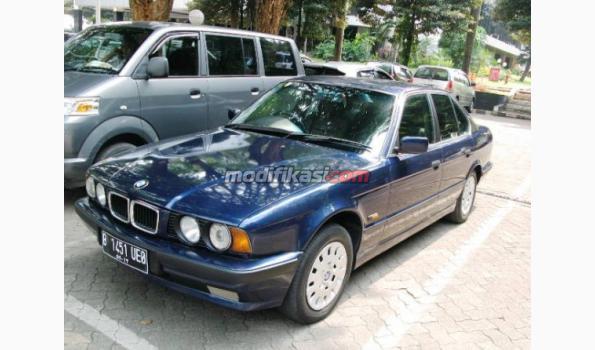 Bmw 530i E34 1996 Pajak Sept 14 Jual Murah
