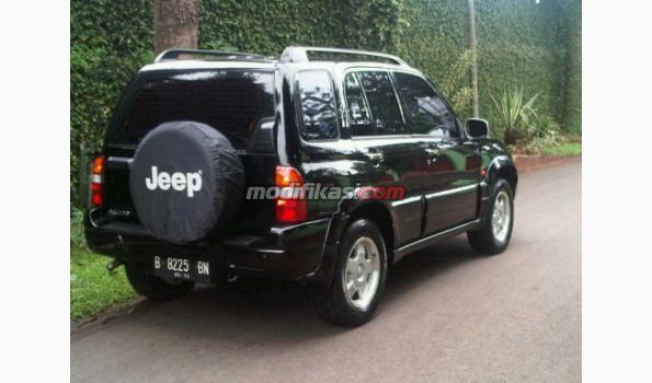 Mobil Bekas Escudo Bali – MobilSecond.Info