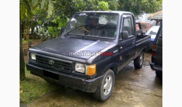 45+ Modifikasi Mobil Kijang Pick Up 1990 Terbaru