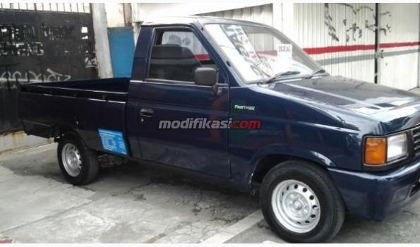 Isuzu Panther Pickup 2001 Biru M T