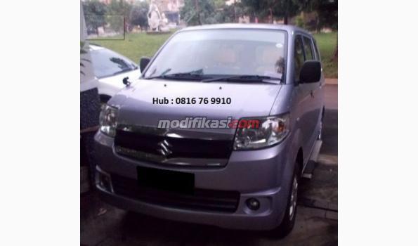 940+ Gambar Mobil Apv Warna Biru Gratis