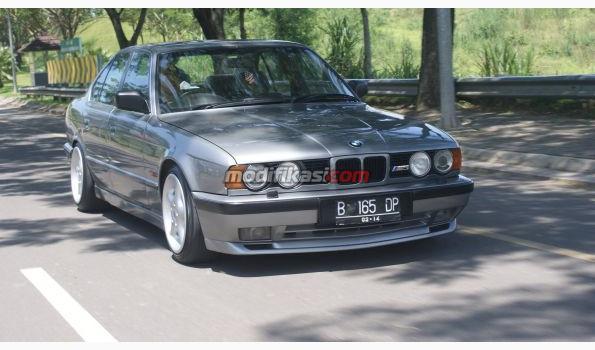 Bmw E34 520i M50 At 1991