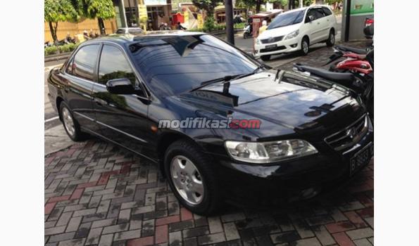 770 Koleksi Modifikasi Mobil Honda Accord Tahun 2002 HD